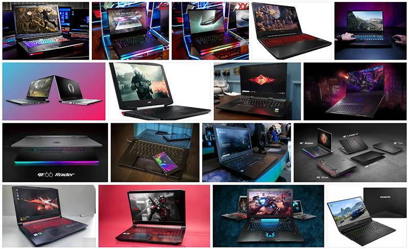 Najlepsze laptopy do gier z 2020 r.
